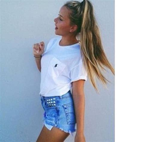 Ralph T Shirt Damen by Marein Ralph T Shirt Dame Sort