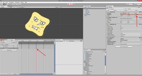 unity tutorial random object making animations with unity 2d 1 2 pixelnest studio