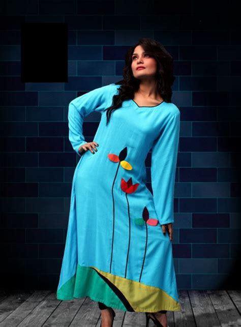 best shot kurta girls 2015 pk latest indian pakistani best neck line gala designs 2014