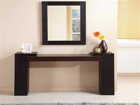 entrance table with mirror furniture entrance table ikea modern console black