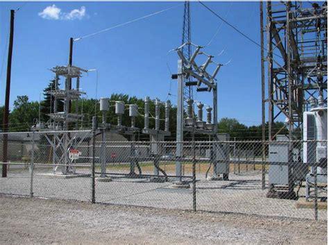 capacitor bank power station substation design jrje
