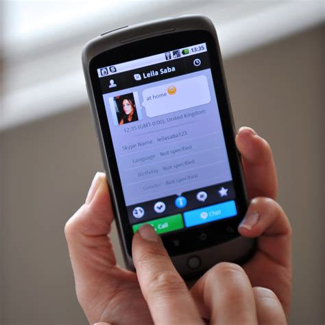 skype for android phone skype for android available now