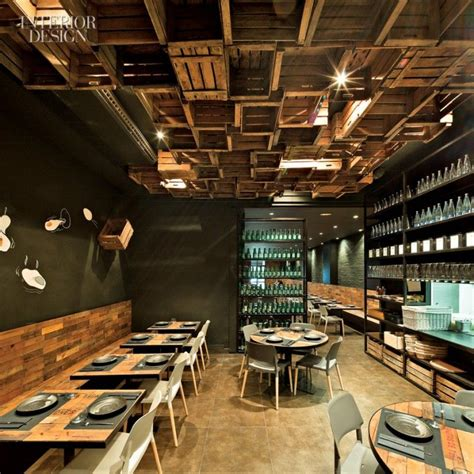 awesome compilation of inspiring best restaurant design in the world industrial interior bar
