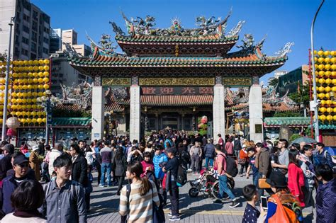 taiwan tourism new year lunar new year at taipei s historic grand temples far east