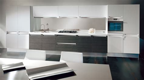 White And Black Kitchen Cabinets 30 Black And White Kitchen Design Ideas Digsdigs