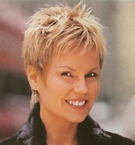 short spikey hairstyles for women over 60 short spikey hairstyles for women over 40
