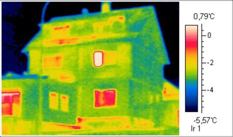 wärmebildkamera haus kostenloser energie check bei farben merx 36391 sinntal