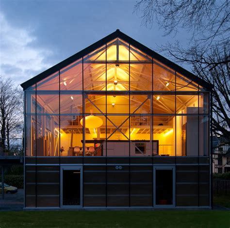 modern eco home a livable sustainable greenhouse in