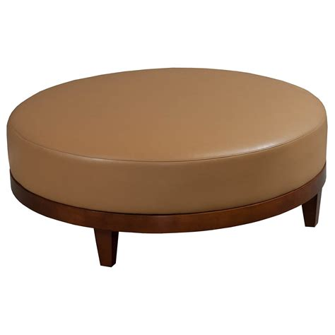 Hbf Used Leather Ottoman Tan National Office Interiors