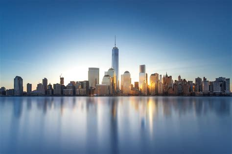 New York Skyline Wall Mural wall mural new york city skyline photo wallpaper happywall