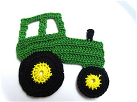 free tractor knitting pattern crochet patterns for tractors crochet patterns only