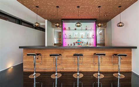 19 really beautiful breakfast bar designs for contemporary