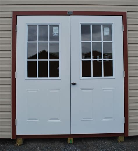 Exterior Shed Doors by Exterior Door For Shed Steel Doors