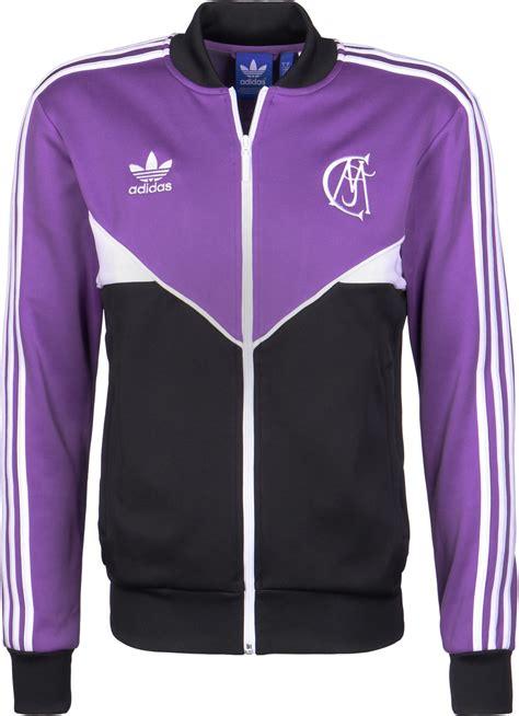 Adidas Real adidas real madrid tt trainingsjacke lila schwarz