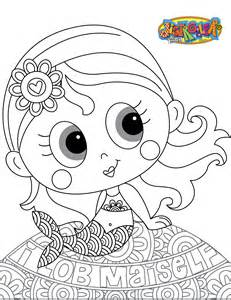 sirena colorear distroller cartoon network