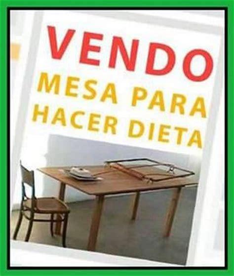 imagenes comicas de hacer dieta vendo mesa para hacer dieta