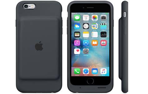 fundas para bateria apple lanza una funda con bater 237 a para el iphone 6 y 6s