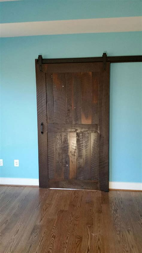 Sliding Barn Door Parts Sliding Barn And Hung Doors Reclaimed Wood