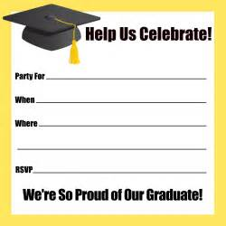graduation invitations ideas