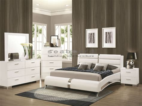 Modern White Bedroom Sets Modern White Bedroom Suites Bedroom Design Decorating Ideas