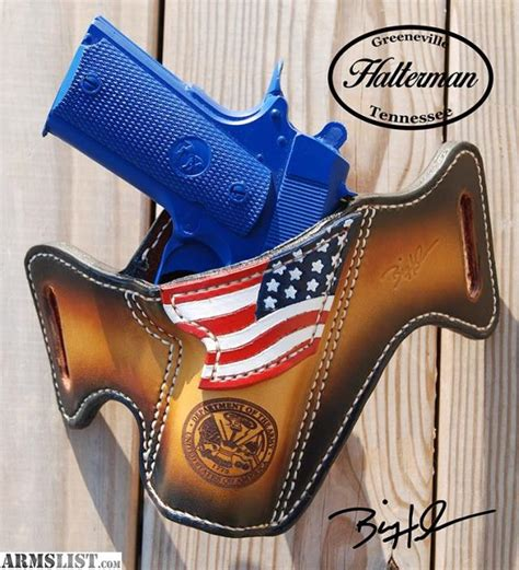Handmade Usa - armslist for sale custom made leather holster