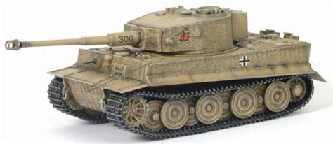 Tiger 135 Terminator 2 60022 tiger i late production w zimmerit s pz abt 505 orscha sector eastern front 1944