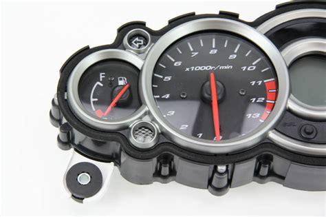 Suzuki Hayabusa Speedometer 08 12 Suzuki Gsx1300r Hayabusa Speedometer Ebay
