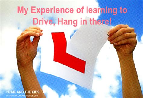 Cheap Learner Insurance by My Experience Of Learning To Drive Hang In There