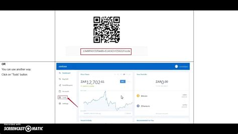 bitcoin wallet address how to find your bitcoin wallet address on coinbase com