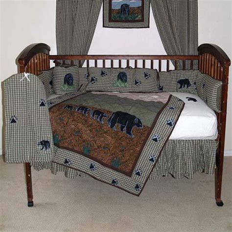 Country Crib Bedding Country Crib Bedding Ensemble
