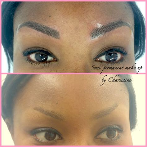 removable eyebrow tattoo permanent makeup removal style guru fashion