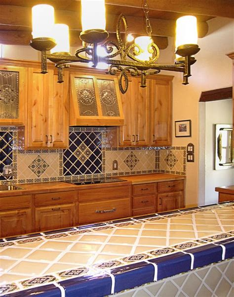 How To Make Over Your Kitchen In A Hot Mexican Style Mexican Kitchen Designs