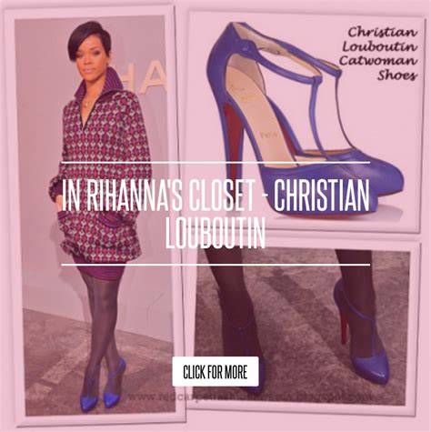 In Rihannas Closet Christian Louboutin by In Rihanna S Closet Christian Louboutin