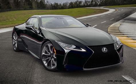 black lexus 2017 lexus lc500 colors visualizer black chrome looks