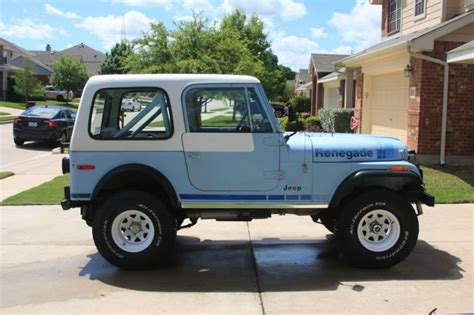 brown jeep cj7 renegade buy used 1982 jeep cj overbuilt customs cj7 in