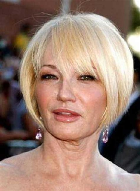 pictures of short hairstyles for women over 65 with thin hair short hair styles for women over 65 hairstylegalleries com