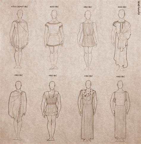 design roman clothes ancient greek clothing for men by ninidu on deviantart