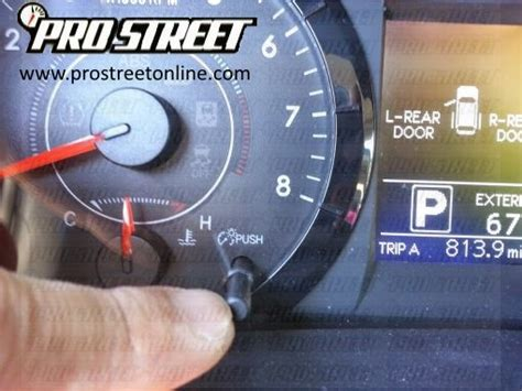 How To Reset Maintenance Required Light On Toyota Corolla How To Reset Your Toyota Maintenance Light