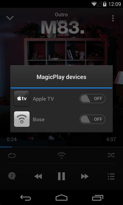 airplay on android magicplay airplay for android android apps on play