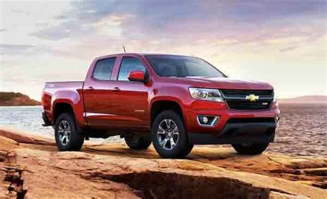 2015 Chevy Colorado Diesel by 2015 Chevy Colorado Release Date Osseo Automotive Html
