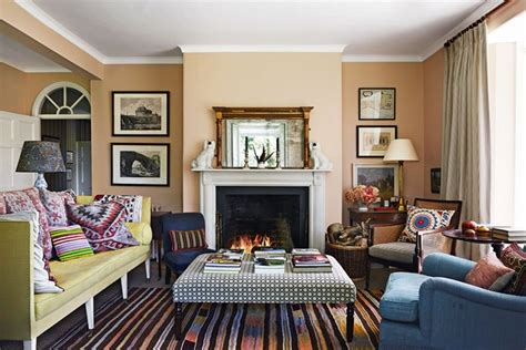 Sitting Rooms With Fireplaces by Sitting Room With Brightly Coloured Seating Living Room