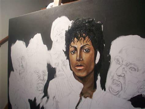 painting michael jackson michael jackson painting 2 by jeremyworst on deviantart