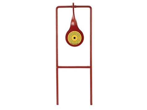 swinging targets do all swinging target single spin 22 rimfire steel
