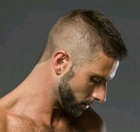 hairstyles high fade with beard high and tight mens hairstyle best head shapes