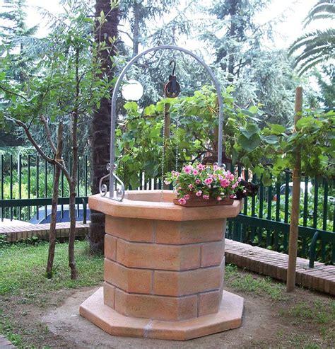 pozzi in pietra da giardino pozzo 80 r c di rinaldi geom franco