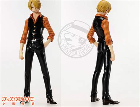 1 Set Sanji Yonji Barto Figure banpresto figure colosseum one scultures vol 1 nami sanji set of 2