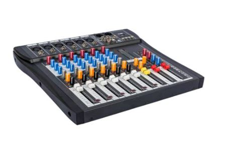 Mixer Bowel Ct 60 S Usb 6 Channel ct 60s 6 channel professional live studio audio mixer with