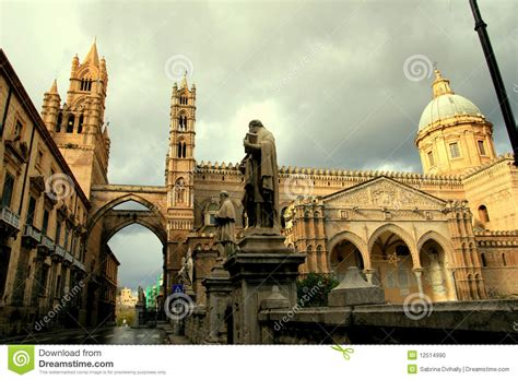 the time traveler s guide to norman arab byzantine palermo monreale and cefalã books palermo cathedral norman arabic architecture stock photo