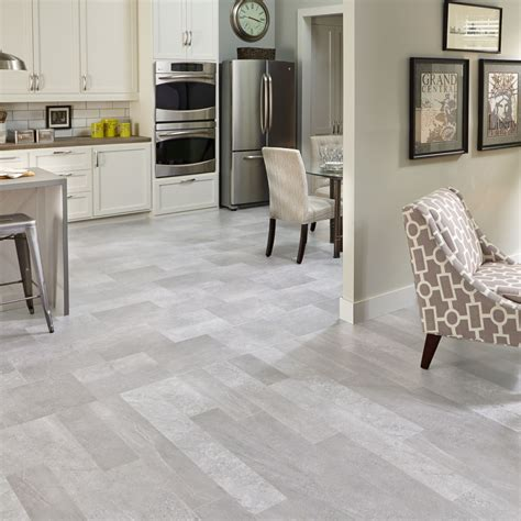 kitchen flooring metal tile vinyl for kitchens hand mannington adura luxury vinyl tile flooring
