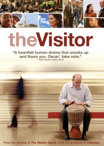 the visitor how and the visitor